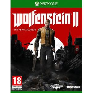 Wolfenstein 2: The New Colossus Xbox ONE русские субтитры