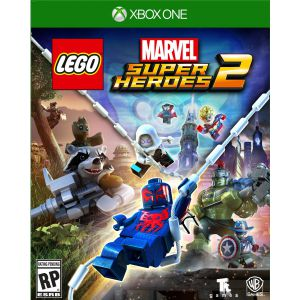 LEGO Marvel Super Heroes 2 XBOX ONE русские субтитры