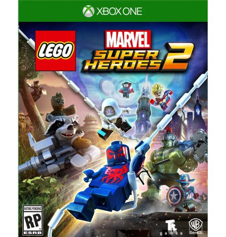 Фото №1 - LEGO Marvel Super Heroes 2 XBOX ONE русские субтитры