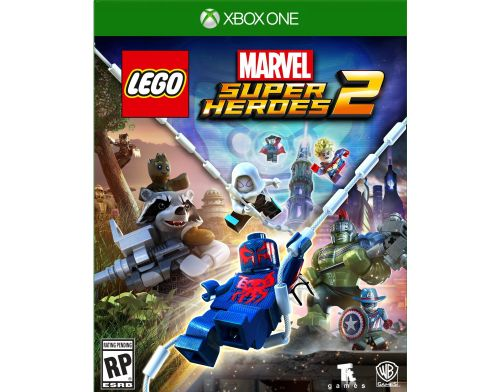 Фото №2 - LEGO Marvel Super Heroes 2 XBOX ONE русские субтитры