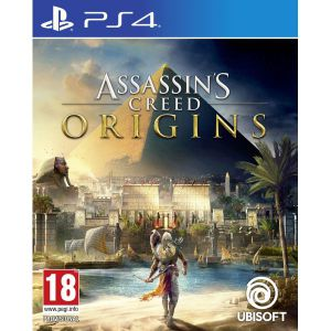 Assassin's Creed Origins PS4 русская версия