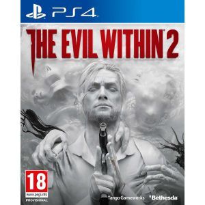 The Evil Within 2 PS4 русская версия