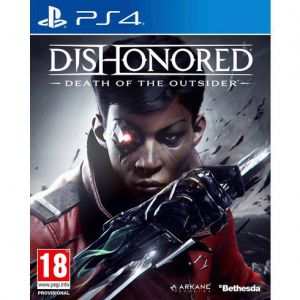 Dishonored Death of The Outsider PS4 русская версия