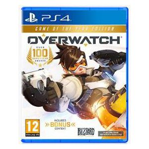 Overwatch Game of the year edition PS4 русская версия