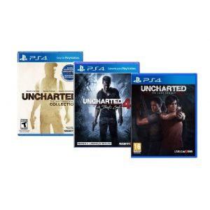 Uncharted Collection русские версии