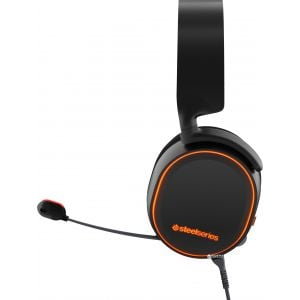 STEELSERIES Arctis 5, black