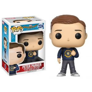 POP! Bobble: Marvel: Spider-Man Homecoming: Peter Parker