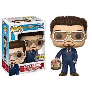 POP! Bobble: Marvel: Spider-Man Homecoming: Tony Stark