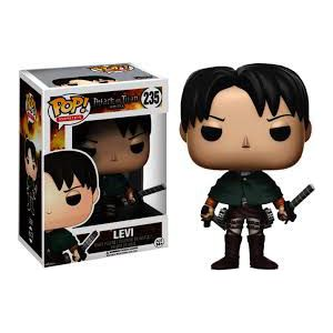 POP! Vinyl: Attack on Titan: Levi Ackerman