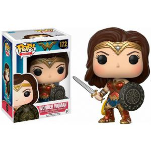 POP! Vinyl: DC: Wonder Woman: Wonder Woman
