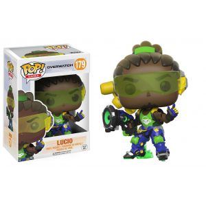 POP! Vinyl: Games: Overwatch: Lucio