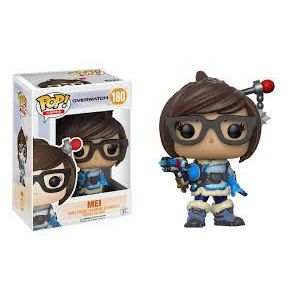 POP! Vinyl: Games: Overwatch: Mei