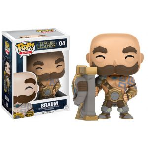 POP! Vinyl: League of Legends: Braum