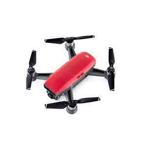 Квадрокоптер dji Spark Fly More Combo Lava Red