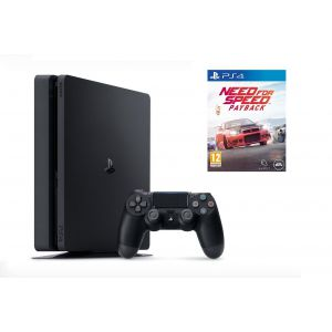 Sony Playstation 4 Slim 500gb + Игра Need For Speed Payback