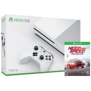 Xbox ONE S 1TB + Игра Need for Speed: Payback (Гарантия 18 месяцев)