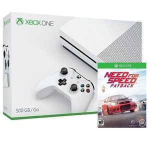 Xbox ONE S 500GB + Игра Need for Speed: Payback (Гарантия 18 месяцев)