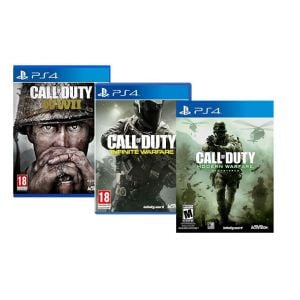 Call Of Duty Bundle PS4
