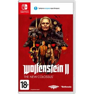 Wolfenstein: The New Colossus Nintendo Switch
