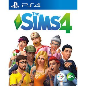 The Sims 4 PS4 Русские субтитры