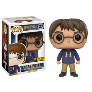 POP! Vinyl: Harry Potter: Harry Potter (Sweater) (Exc)
