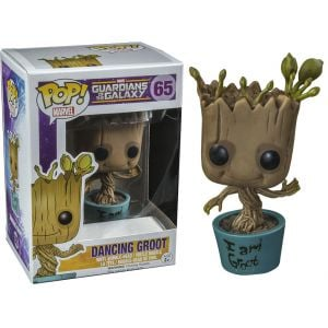 POP! Bobble: Guardians OF Galaxy: Dancing Groot