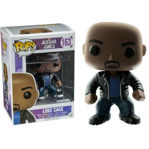 POP! Bobble: Jessica Jones: Luke Cage