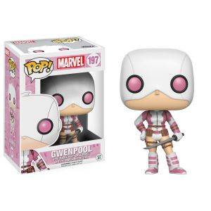 POP! Bobble: Marvel: Gwenpool Masked
