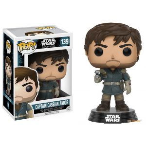 POP! Bobble: Star Wars: Rogue One: Captain Cassian Andor Mountain Outfit