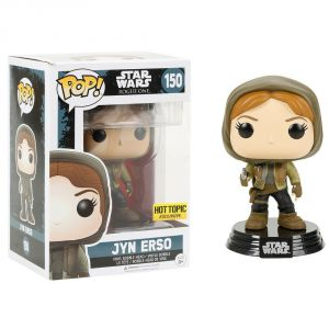 POP! Bobble: Star Wars: Rogue One: Jyn Erso Hooded (Exc)