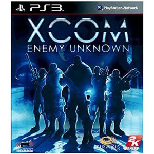 Xcom:Enemy Unknown PS3 (б/у)