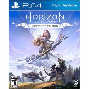 Horizon Zero Dawn - Complete Edition PS4 (Русская версия)