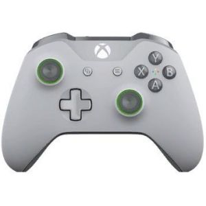Microsoft Xbox One S Wireless Controller Grey-Green (Лимитированное издание)