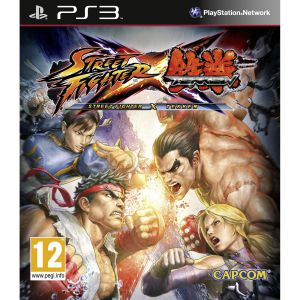 Street Fighter X Tekken PS3 (б/у)