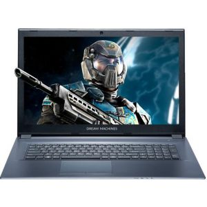 Игровой Ноутбук Dream Machines Clevo G1050Ti-17 (G1050Ti-17UA20)
