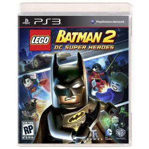 Lego Batman 2: DC Super Heroes PS3 русская версия (б\у)