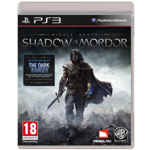 Middle-earth: Shadow of Mordor PS3 русская версия (б\у)