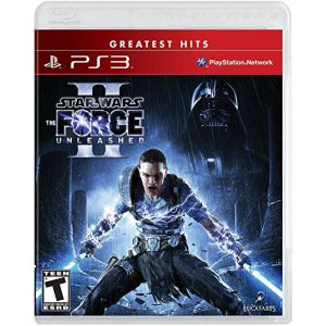 Star Wars: The Force Unleashed 2 PS3 (б\у)