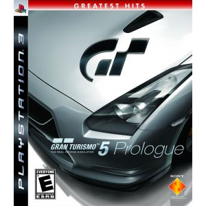 Gran Turismo 5 Prologue PS3 (б\у)