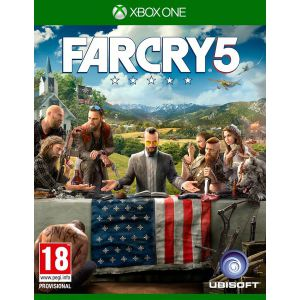 Far Cry 5 Xbox ONE русская версия