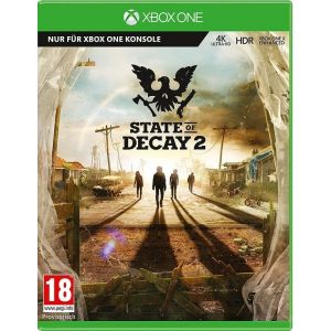 State of Decay 2 Xbox ONE русская версия