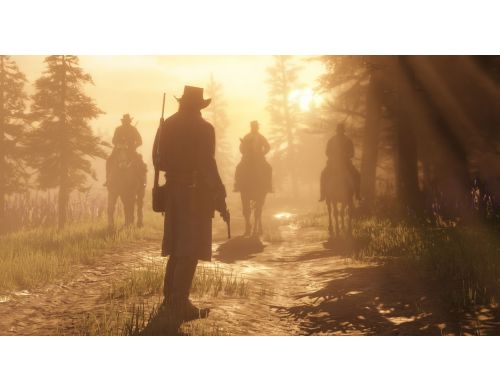 Фото №4 - Red Dead Redemption 2 PS4 Русские субтитры