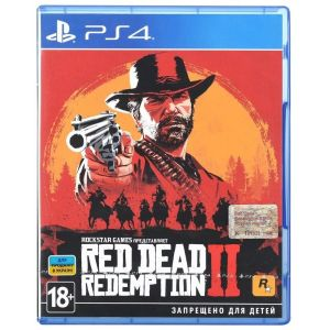 Red Dead Redemption 2 PS4 Русские субтитры