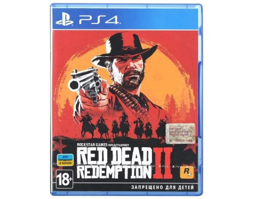Фото №2 - Red Dead Redemption 2 PS4 Русские субтитры