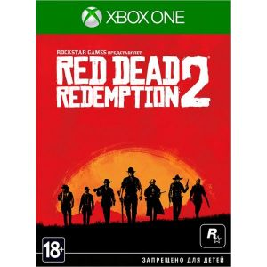 Red Dead Redemption 2 Xbox One Русская Версия