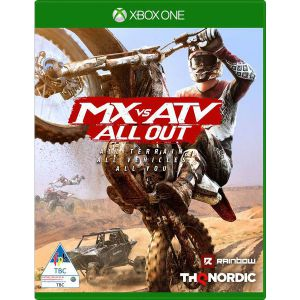 MX VS ATV ALL OUT Xbox One Русская Версия