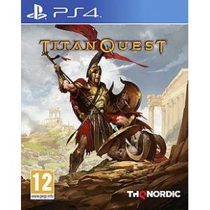 Titan Quest Anniversary Edition PS4 русская версия