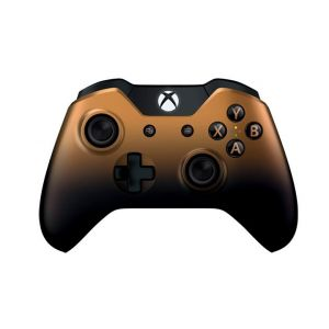 Microsoft Xbox ONE Controller Copper Shadow (БУ) Гарантия 1 месяц