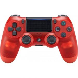 Sony Dualshock 4 Crystal Red version 2