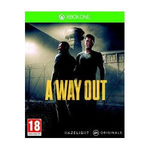 A Way Out Xbox One Русские Субтитры